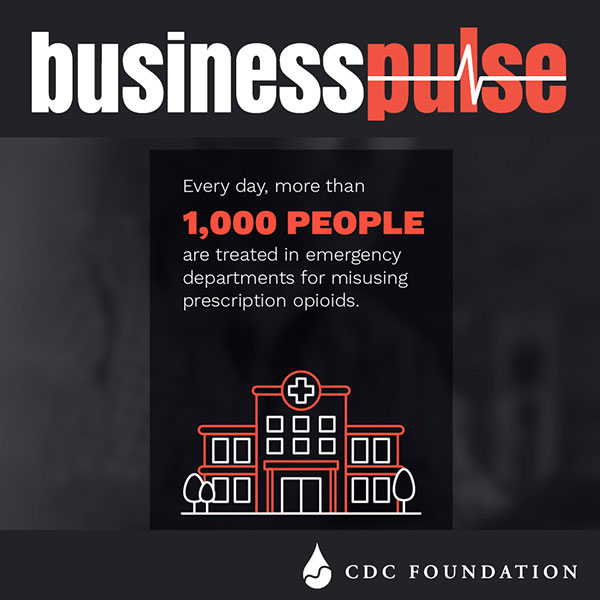 Business Pulse Opioid Overdose Epidemic