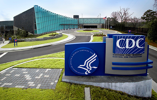 Image of the CDC Building