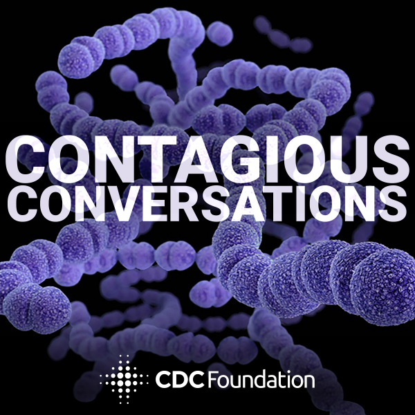 Contagious Conversations official podcast cover