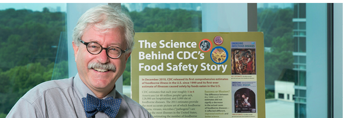 food safety   questions for cdc expert dr  robert tauxe   cdc    business pulse photos