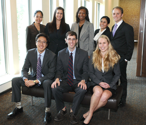 CDC Fellows Class of 2013