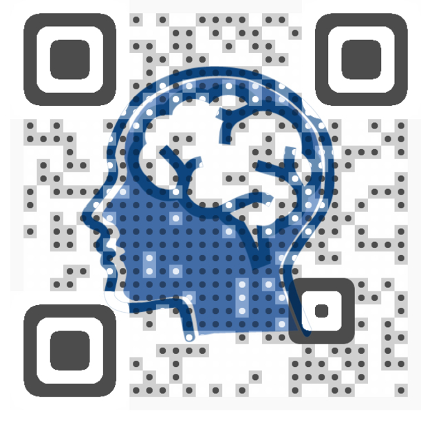 Heads Up QR Code