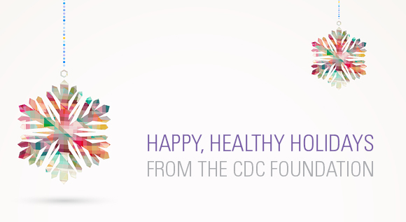 Wishing You a Happy and Healthy New Year | CDC Foundation